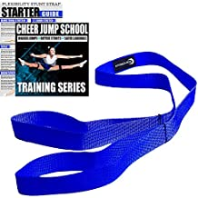 Cheerleading Flexibility Stunt Strap From Myosource Kinetic Bands - Our Stretching Strap Is Available in 5 Colors