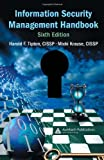 Information Security Management Handbook, Cissp, Harold F Tipton and Cissp, Micki Krause, 0849374952
