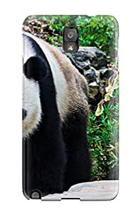 NtJcApO6575vElZS Case Cover, Fashionable Galaxy Note 3 Case - Bear Animal