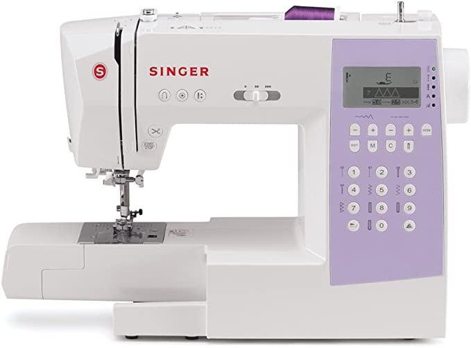 Singer máquina de coser y serge computarizada de 1000 puntadas con ...