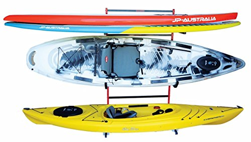 FS Rack 2 Kayak & 2+ SUP Storage Rack by Malone