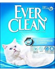 Ever Clean Arena para Gatos Extra Strong Clumping, 10litros, No Perfumada, 9000 g