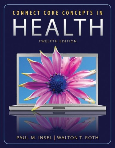 Connect Core Concepts in Health, 12e Big Loose Leaf Version
