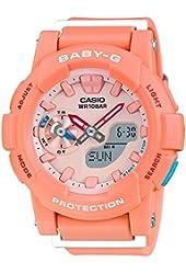 CASIO Ladies watch BABY-G ~ for running ~ BGA-185-4AJF