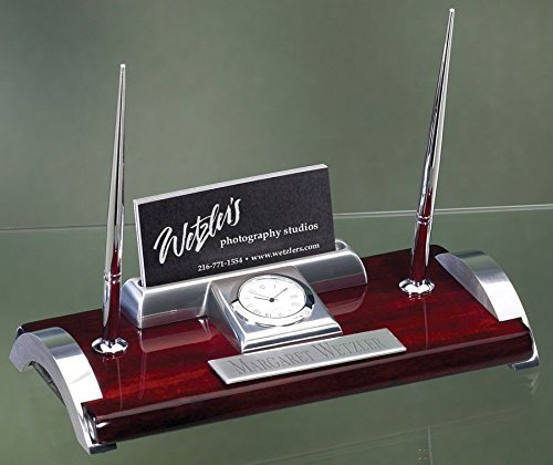 - Hit Trophy Desk Pen Set with Free Engraving
