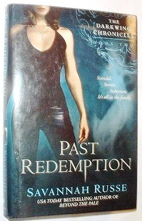 PAST REDEMPTION The Dark Wing Chronicles Book Two (2) PDF