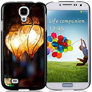 New Beautiful Custom Designed Cover Case For Samsung Galaxy S4 I9500 i337 M919 i545 r970 l720 With Street Lights Phone Case