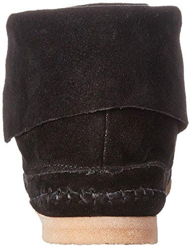 Lucky Brand Camella Femmes US 7.5 Noir Bottine