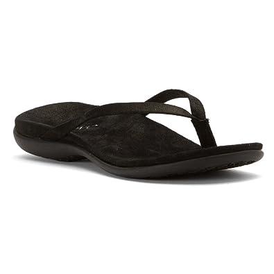 633c9b253 Vionic Women s Corfu Sandals Black Pixel 9 B(M) US  Buy Online at Low  Prices in India - Amazon.in