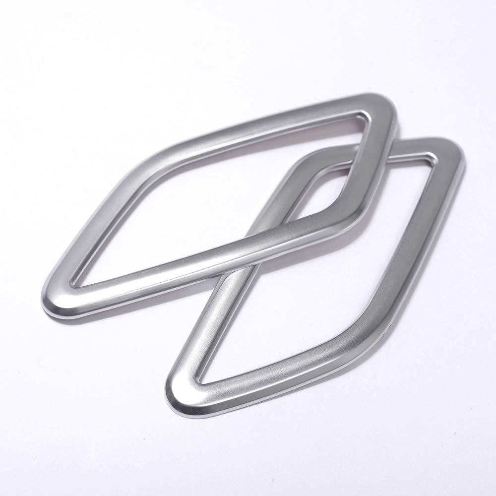 YUECHI for Mercedes Benz A CLA GLA GLK Class W176 W117 X156 X204 Carbon Fiber Side Rear View Mirror Cover Trim