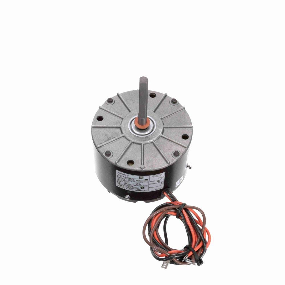 rheem - rudd motor (51-21853-01) 1/6 hp 1075 rpm 208-230v # orm1016v1 -  electric fan motors - amazon com