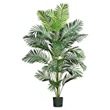 Nearly Natural Paradise Silk Palm Tree
