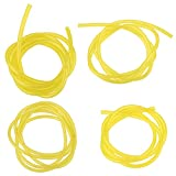 3.96 Feet Petrol Fuel Pipe Line Hose Tube String trimmer 4 Sizes Tubing for Chainsaw Common Engines 130 140 GX Universal