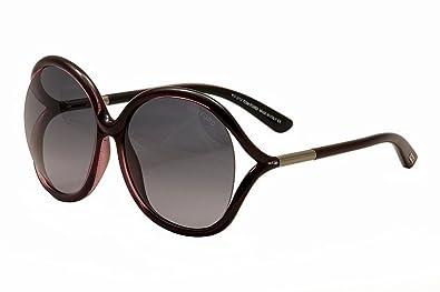 d1252e09c23 Amazon.com  Tom Ford Women s Rhi Ft0252 05B Sunglasses
