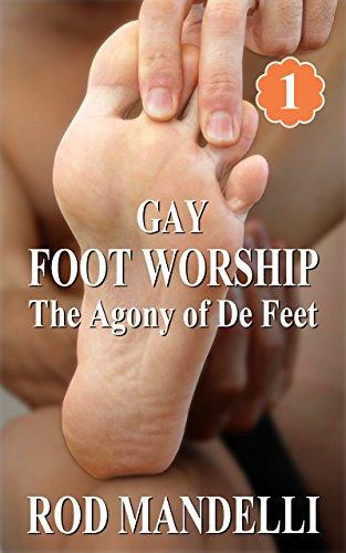 Gay Foot Worship #1: The Agony of De Feet
