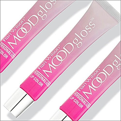 Fran Wilson Mood Gloss, 3-Count