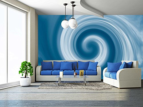 an Image of a Cloud Turbulence Background
