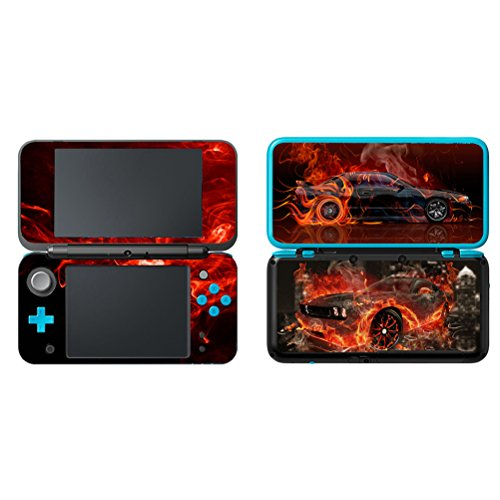 Zhuhaitf Vinyl Cover Decals Skin Sticker for Nintend New 2DS XL 6191#