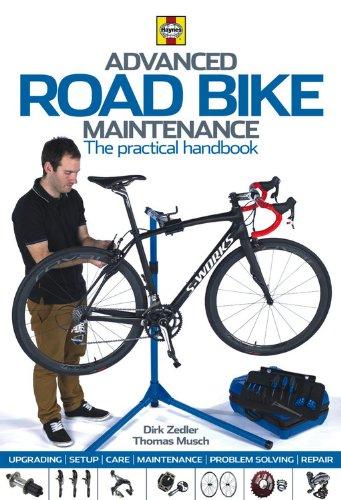 - Advanced Road Bike Maintenance: The practical handbook