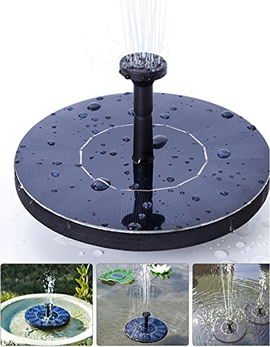 Luimihot-Solar-Fountain-Pump-14w-Solar-Bird-bath-Fountain-Pump-Panel-Kit-Outdoor-Watering-Submersible-Pump-Floating-Fountain-Pond-for-Bird-BathFish-Tank-Garden-Decoration