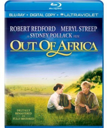 Blu-ray : Out of Africa (Ultraviolet Digital Copy, Digital Copy, Snap Case)