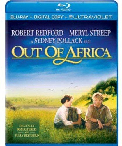 Blu-ray : Out of Africa (Ultraviolet Digital Copy, Digital Copy, Snap Case)