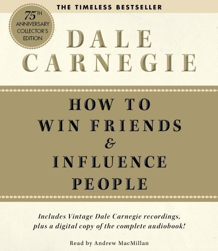 How To Win Friends And Influence People 75th Anniversary Edition