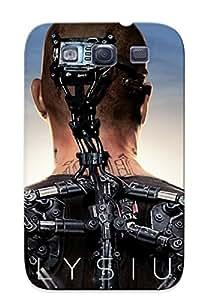 High-quality Durability Case For Galaxy S3(elysium Movie )