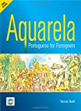NEW-3rd Edition(2016)-Portuguese Textbook & CD: AQUARELA Portuguese for Foreigners