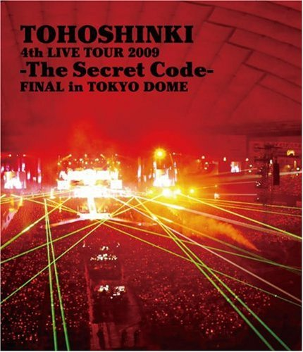 東方神起 / 4th Live Tour 2009 -The Secret Code- Final in Tokyo Dome