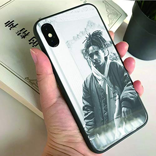 Pop Merch Inspired by jaden smith Phone Case Compatible With Iphone 7 XR 6s Plus 6 X 8 9 Cases XS Max Clear Iphones Cases High Quality TPU Jacket Sweatshirt 4000013874731 Water Shirt