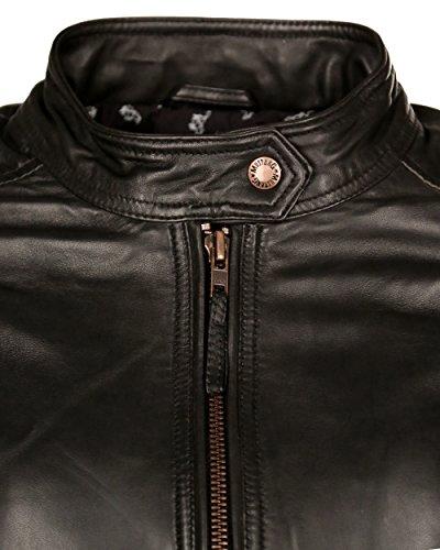 Femme Mustang Blouson Femme Uni Blouson Mustang Uni Noir p5qxwTav