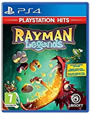Ubisoft PLAS-30012 Rayman Legends Playstation Hits, PS4