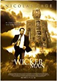 The Wicker Man Poster Movie Dutch 11x17 Nicolas Cage Ellen Burstyn Kate Beahan Frances Conroy
