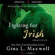 Fighting for Irish   Gina L. Maxwell