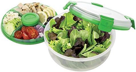 SnapLock Progressive SNL 1022G Salad Container product image