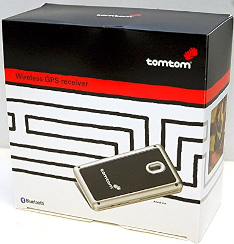 TomTom Wireless Bluetooth GPS Receiver Unit 4 cell phone PDA software ()