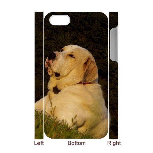 SYYCH Phone case Of Sensitive Shepherd Cover Case For Iphone 4/4s