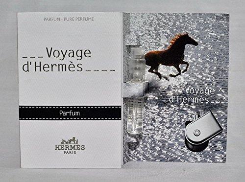 Voyage d'Hermes By: Hermes 0.06 oz Parfum, Unisex Sample-Vial
