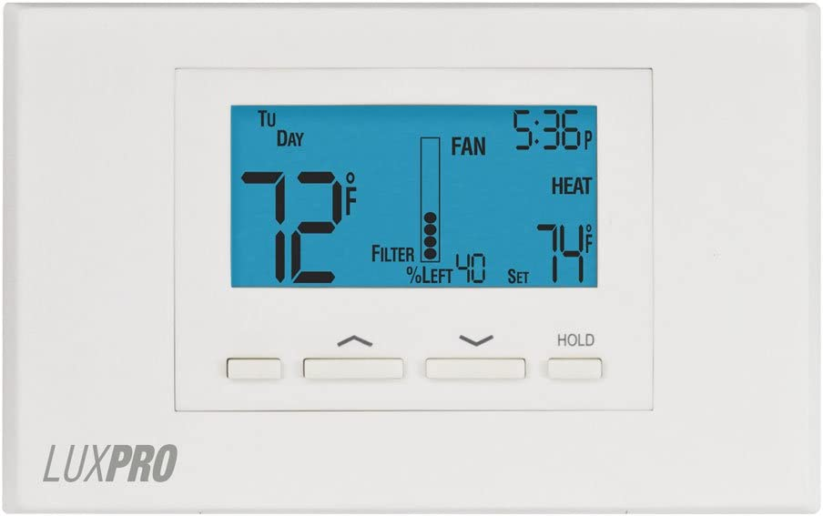 Luxpro Thermostat 2wire Wiring Diagram