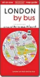 London by bus - London on foot and by bus 2017 (City Quickmaps)