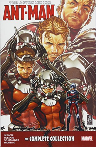 The Astonishing Ant-Man: The Complete Collection (Ant Man Vol 1 Second Chance Man)