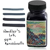 Noodler's Ink Fountain Pen Bottled Ink, 3oz, Bulletproof 54th Massachusetts