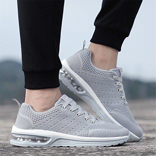 Herren Running Sneaker Fexkean Sportschuhe Damen Air Shoes 5066gy45 Walkingschuhe Laufschuhe Leicht Turnschuhe qCCE4d