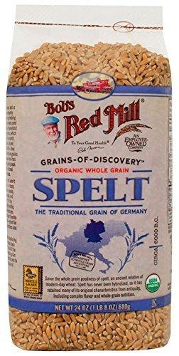 (Bob's Red Mill Organic Spelt -- 24 oz )