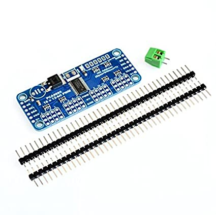 Amazon com: BBOXIM 1PCS 16 Channel 12 Bit PWM Driver I2C