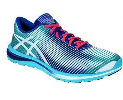 le dernier 02ba9 145ef ASICS Gel-Super J33 Men's Running Shoes, Blue/White, UK6.5 ...