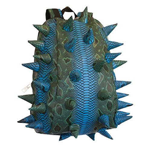 Madpax Spiketus-Rex Pactor Blue Mamba Spikes Urban Full Pack School Bag Backpack]()
