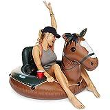 BigMouth Inc Buckin' Bronco Horse River Tube