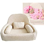 Couch Photography Props for Newborns 0-3 Months Professional...